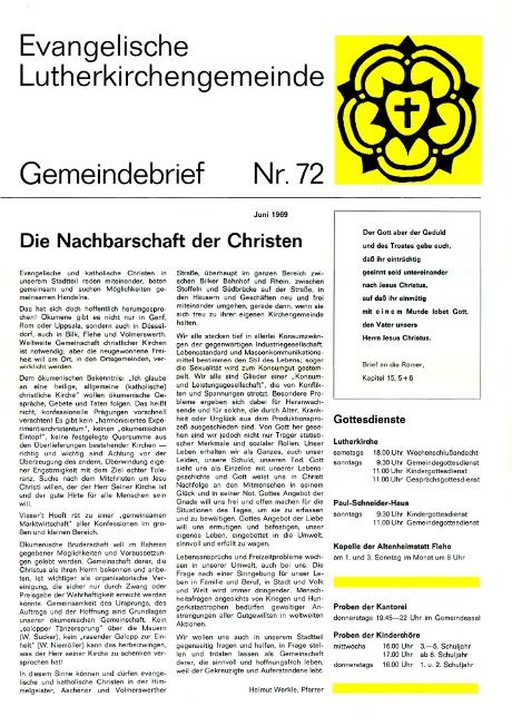 Juni 1969
