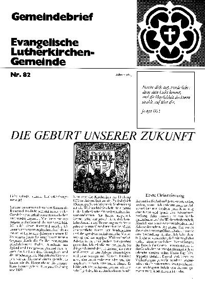 Advent 1971