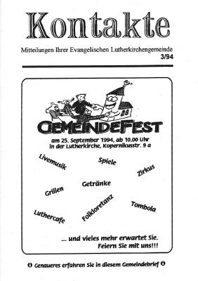 Kontakte 3/94