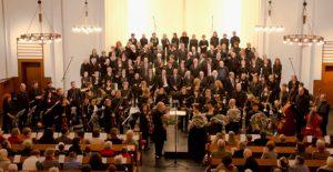 Chor der Lutherkirchengemeinde
