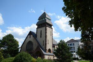 Heilig-Geist-Kapelle von Nordosten