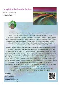 Imaginäre Farblandschaften von Sylvia Evans