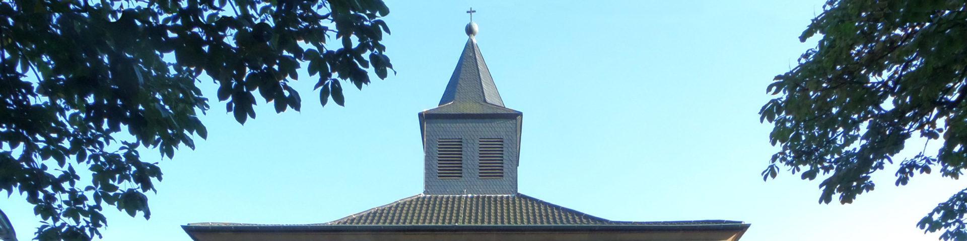 Lutherkirche von Norden aufgenommen
