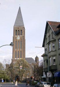 Bild der Kirche St. Suitbertus