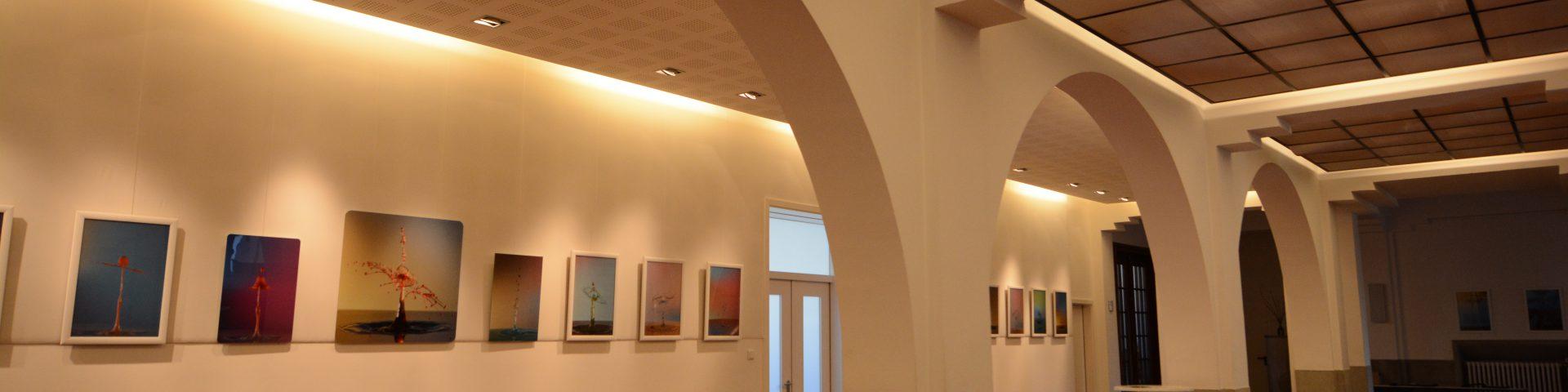 Foyer der Lutherkirche