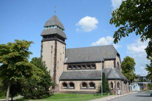 Ost-Südostseite der Heilig-Geist-Kapelle