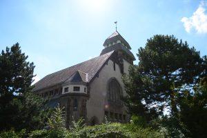 Heilig-Geist-Kapelle von Nordwest