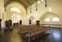 Innenraum der Heilig-Geist-Kapelle