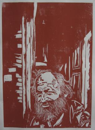 """Bild von Albert Sonnabend """"Malerei-Druckgrafik-Zeichnung"""""""