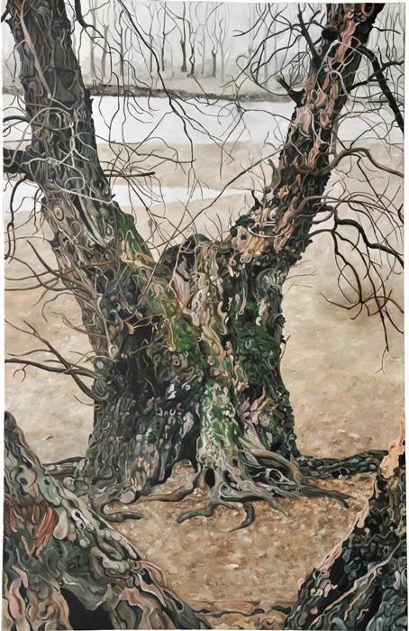"""Bild von Bernadett Wiethoff """"Parallel zur Natur"""""""
