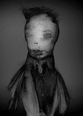 """Bild von Christa von Seckendorff """"es riecht kreatürlich"""""""