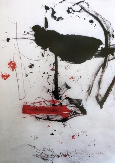 """Bild von Renate Hoffmann-Korth """"Rimbaud"""""""