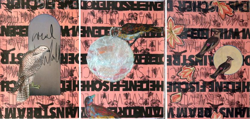 """Bild von Isabel Kneisner """"Birds Tales"""""""