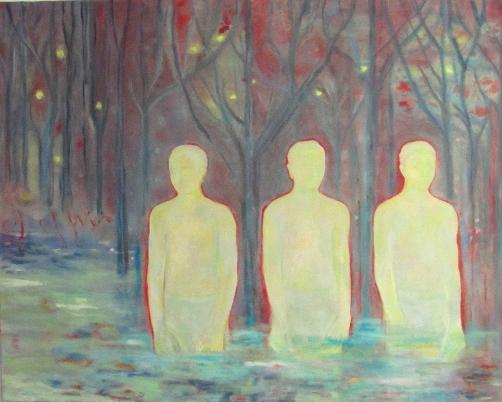 """Bild von Isabel Kneisner """"Unter die Haut"""""""