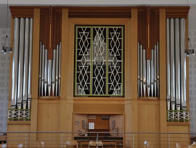 Orgel in der Lutherkirche