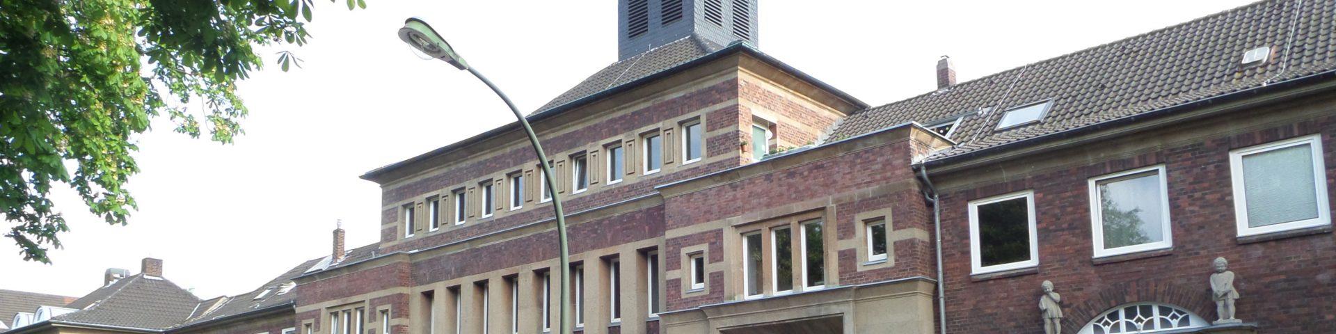 Lutherkirche von Nordwesten aufgenommen